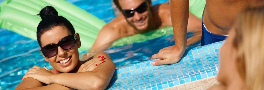 vacances avec piscine