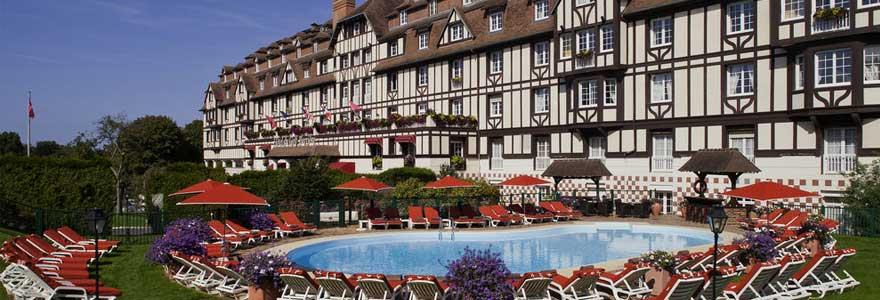 hôtels à Deauville